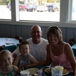 Family at Cape Fear Restaurant